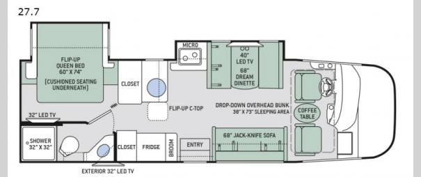 Vegas 27.7 Floorplan
