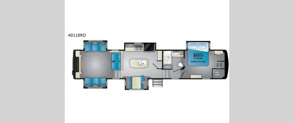 Big Country 4011ERD Floorplan