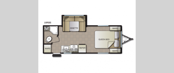 Sea Breeze 18RBS Floorplan