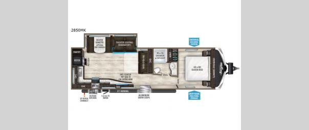 Imagine 2850MK Floorplan