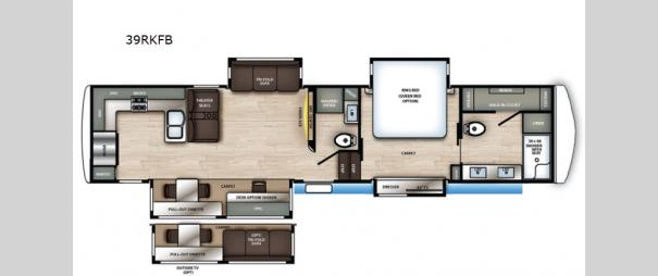 RiverStone 39RKFB Floorplan
