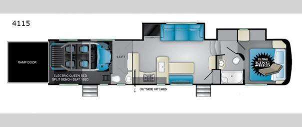Cyclone 4115 Floorplan