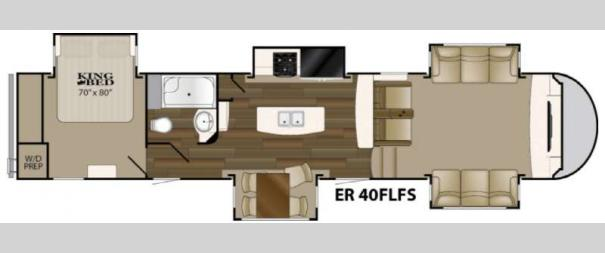 ElkRidge 40FLFS Floorplan