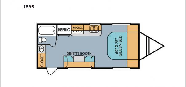 Retro 189R Floorplan