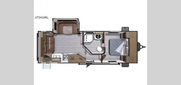 Open Range Ultra Lite UT2410RL Floorplan