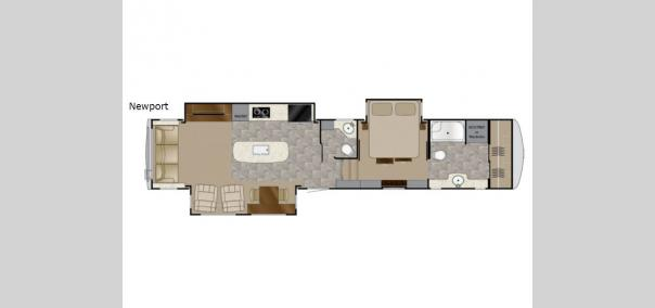 Landmark 365 Newport Floorplan