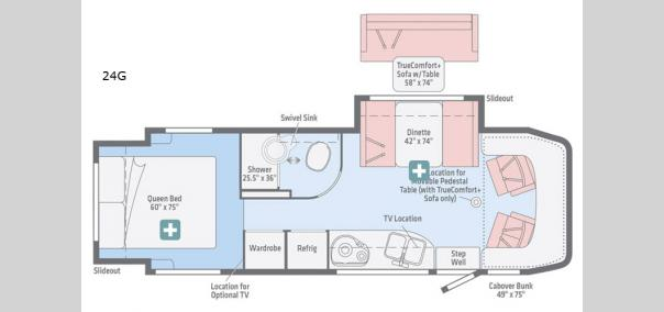 View 24G Floorplan