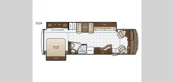 Bay Star 3124 Floorplan