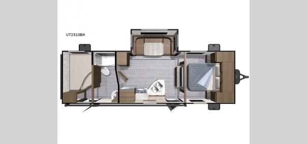 Open Range Ultra Lite UT2510BH Floorplan