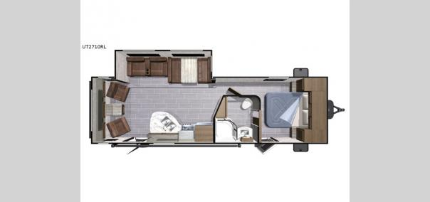 Open Range Ultra Lite UT2710RL Floorplan