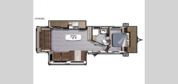 Open Range Ultra Lite UT2910RL Floorplan