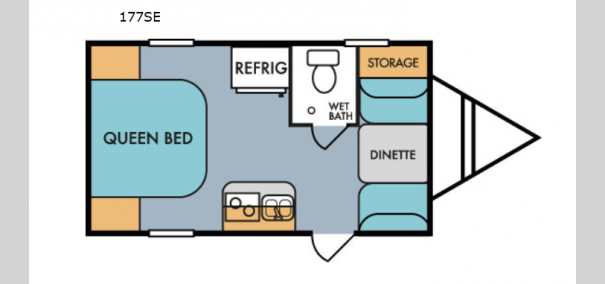 Retro 177SE Floorplan