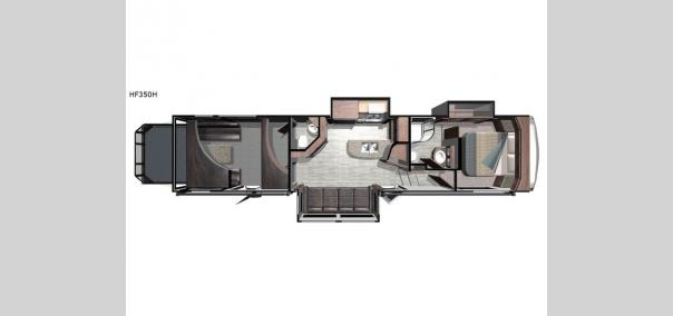 Highlander HF350H Floorplan