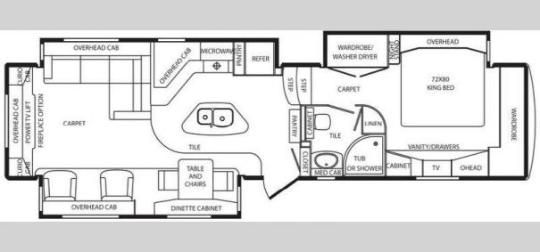 Mobile Suites 38 RESB3 Floorplan