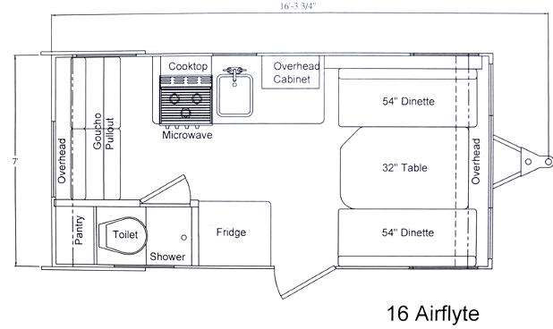 New 2015 shasta rvs airflyte 16 travel trailer at hitch rv for 16 ft toy hauler floor plans