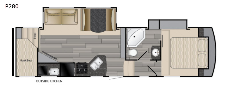 Prowler Fifth Wheel | RV Sales | 5 Floorplans