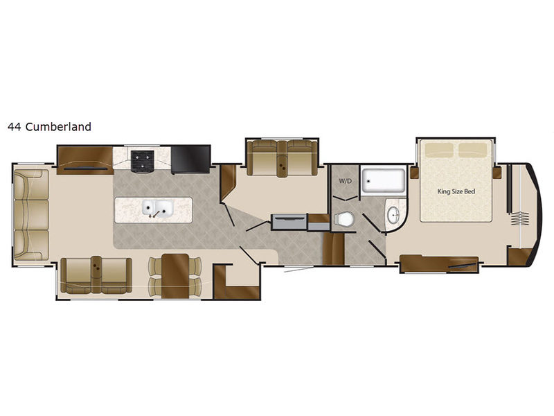 Mobile Suites Travel Trailers