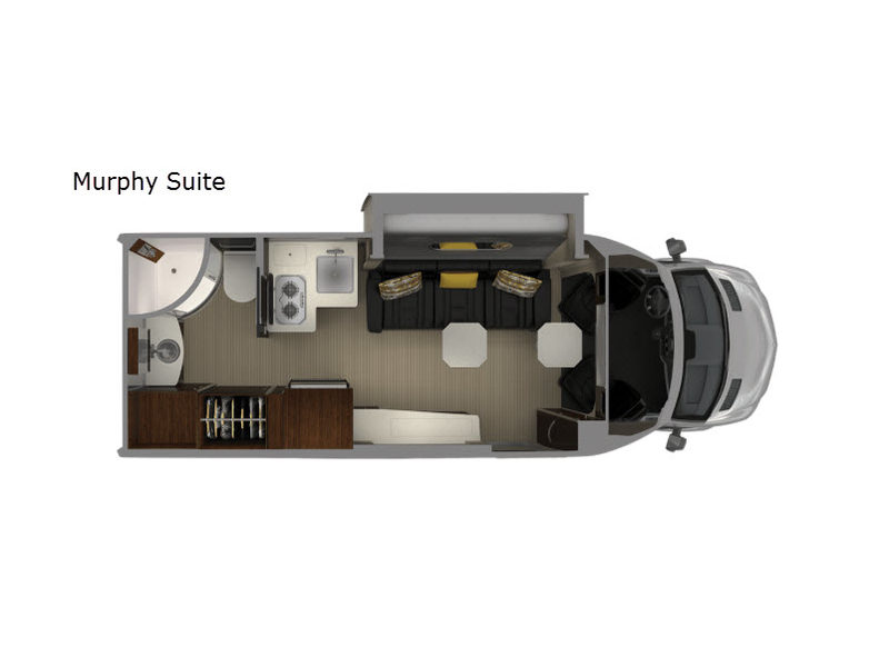 Airstream Atlas Reviews >> New Airstream RV Atlas Murphy Suite Motor Home Class B+ - Diesel for Sale | Review Rate Compare ...