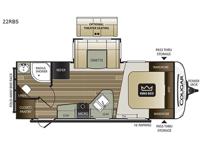 Pre Owned Travel Trailer Rvs