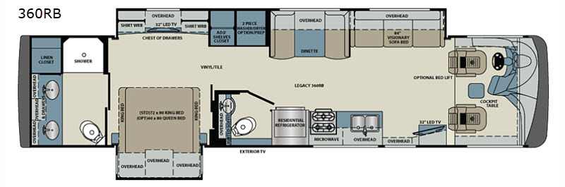 Legacy SR 340 Motor Home Cl A - Diesel | RV Sales | 4 Floorplans on ceiling fan light wire colors, ceiling fan speed switch replacement, ceiling fan installation, ceiling fan color code, wiring a ceiling fan with 2 wire, ceiling fan electrical box, ceiling fans with chandeliers attached, fan wiring blue wire, ceiling fans motors diagrama, ceiling fans for girls room, ceiling fan wires red black and white, ceiling fan wire connections, ceiling fan w attached chandelier, ceiling fan wiring with 2 and ground wire, hunter ceiling fan red wire, ceiling fans with lights, ceiling fan wiring copper wire, dimmer switch red wire, ceiling fan chandelier combo, ceiling fan wall dimmer switch,