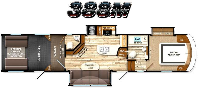 Buying A  Bed Room  Bath Trailer