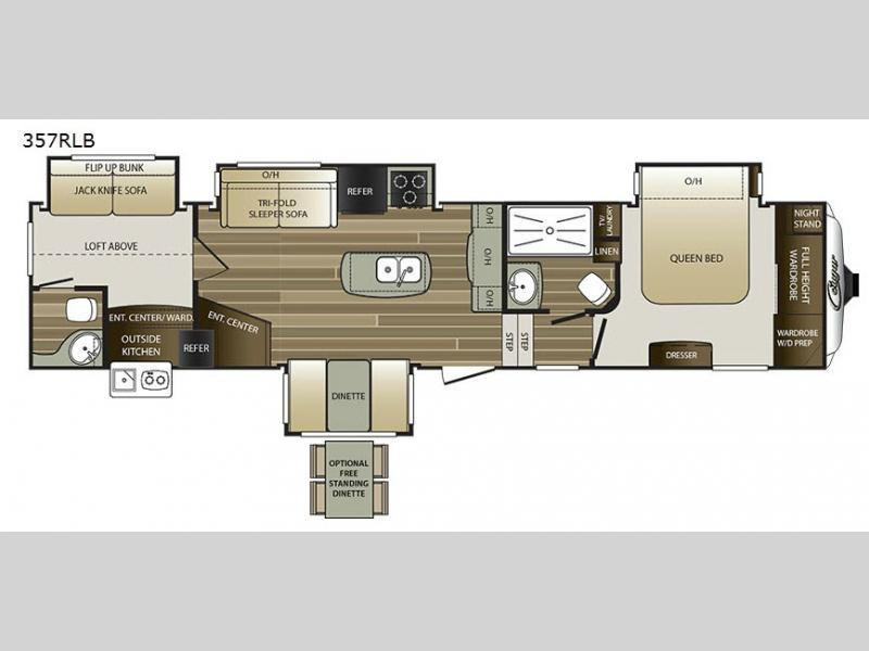 2017 Elevation Toy Hauler Floor Plans Wow Blog
