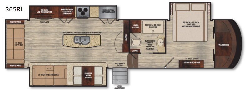 what is the standard height of kitchen cabinets vilano fifth wheel rv sales 6 floorplans 28316