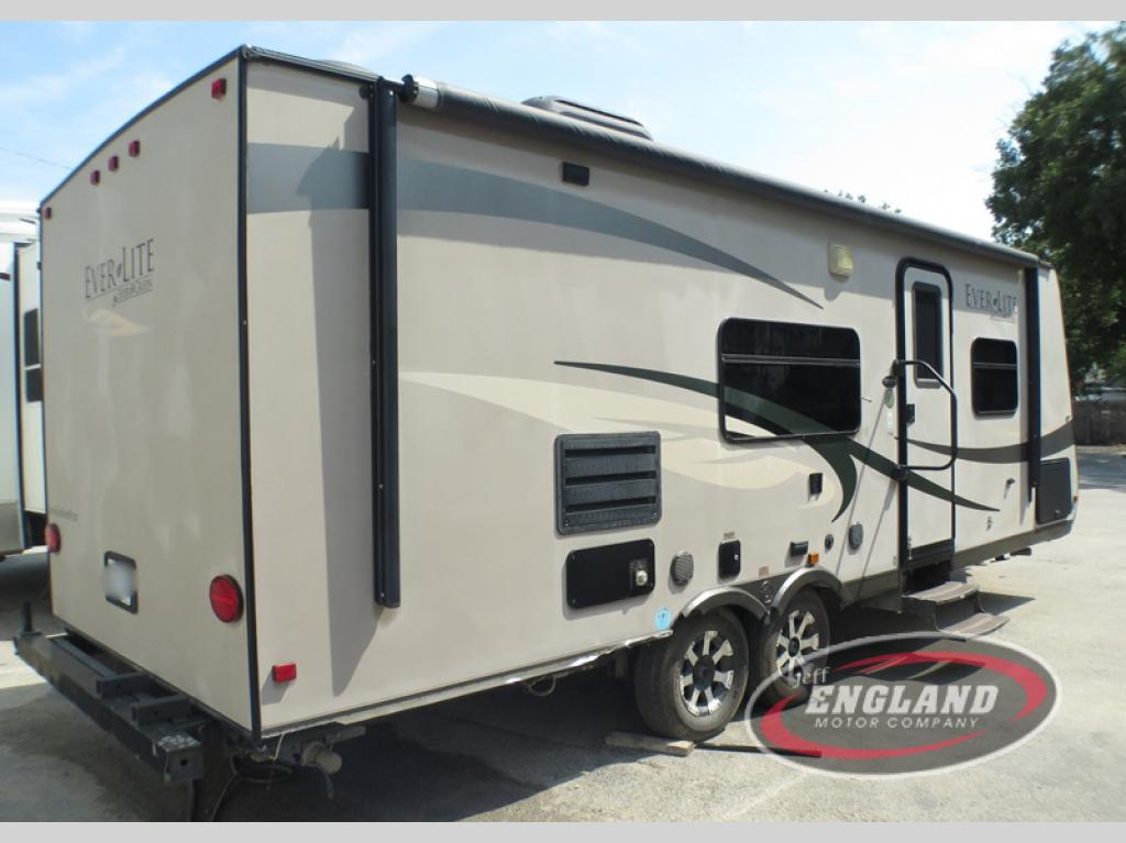 Used 2011 Evergreen Rv Ever Lite 27rb Travel Trailer At