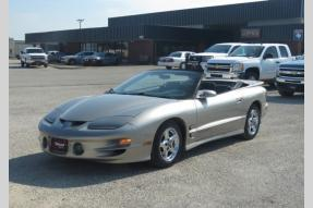 Used 2002 PONTIAC FIREBIRD Trans Am Photo