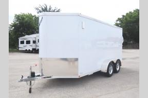 Used 2019 Fabrique Feather Lite 1610 Cargo Trailer Photo