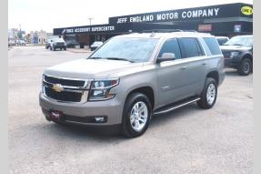 Used 2018 Chevy Tahoe LT Texas Edition Photo