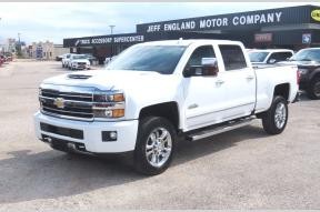 Used 2019 Chevy 2500 High Country Crew Cab 4x4 Photo