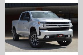 Used 2021 Chevrolet 1500 RST Photo