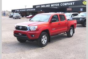 Used 2014 Toyota Tacoma PreRunner Double Cab TRD Photo
