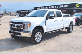 Used 2017 Ford F250 XL Crew Cab Long Bed FX4 Photo
