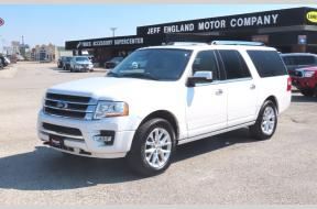 Used 2017 Ford Expedition EL Limited 4x4 Photo