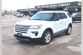 Used 2018 Ford Explorer XLT Photo