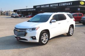 Used 2020 Chevy Traverse High Country AWD Photo