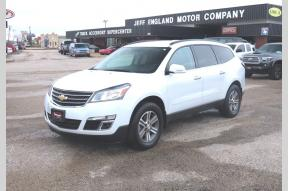 Used 2017 Chevy Traverse LT with Mobility Cart and Lift Photo
