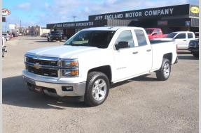 Used 2014 Chevy 1500 LT Double Cab Z71 4x4 Photo