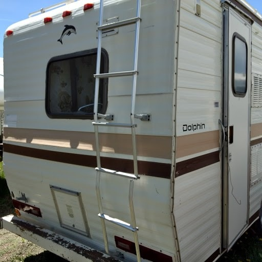 Used 1982 Dolphin Toyota Toyota 20 Motor Home Class C At