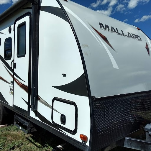 Used 2018 Heartland Mallard 185 Travel Trailer At Jolley