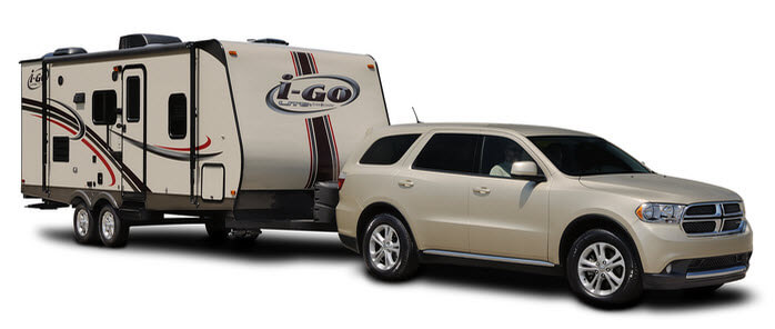 evergreen igo travel trailer