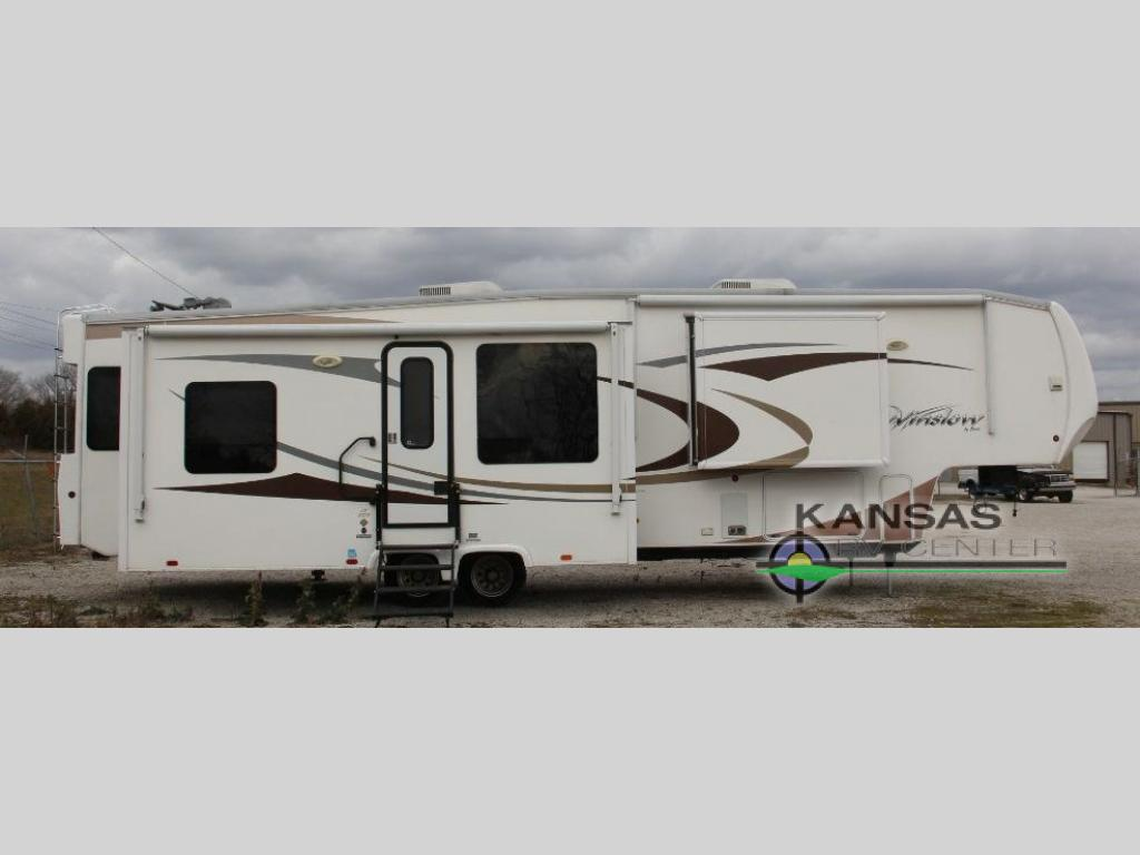 Used 2014 Peterson Excel Winslow 37sdf Fifth Wheel At