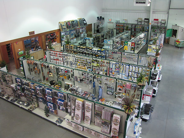 RV Parts in Store