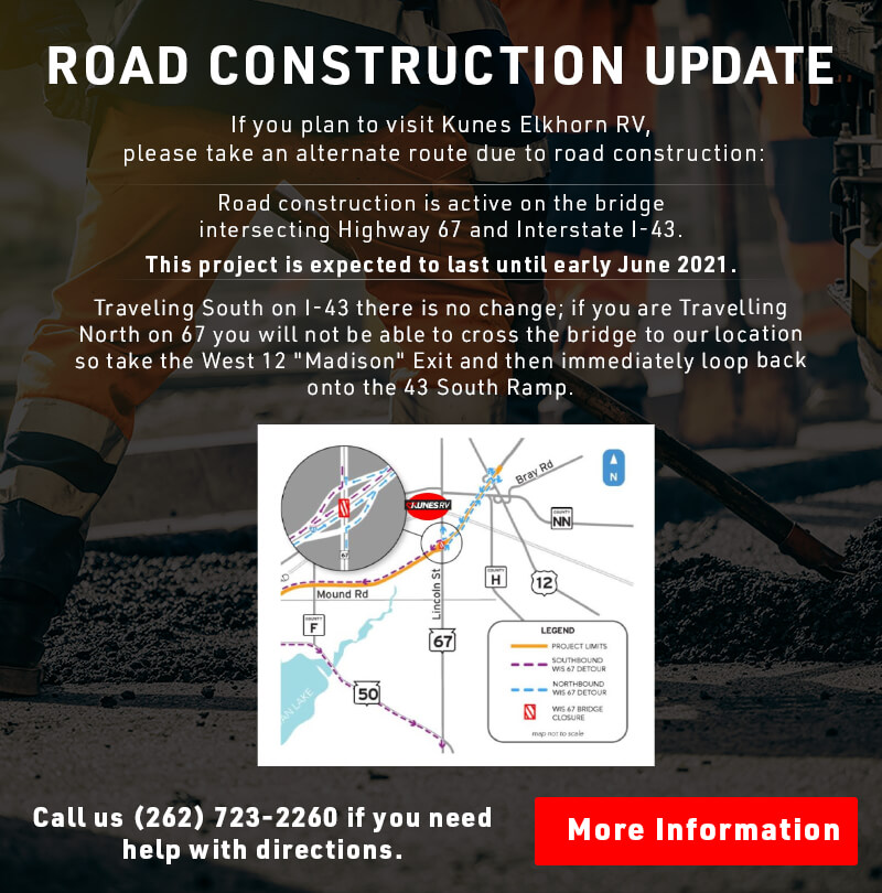 Road Construction Directions