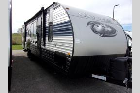 New 2022 Forest River RV Cherokee Grey Wolf 26BRB Photo