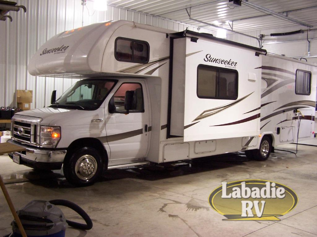 Holland Motor Homes >> Used 2017 Forest River RV Sunseeker 3170DS Ford Motor Home Class C at Labadie RV | Holland, OH ...