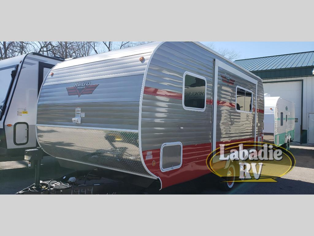 New 2020 Riverside RV Retro 193 Travel Trailer at Labadie RV