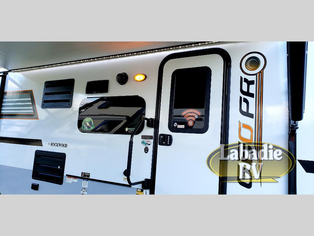 New 2020 Forest River RV Rockwood GEO Pro 19BH Travel